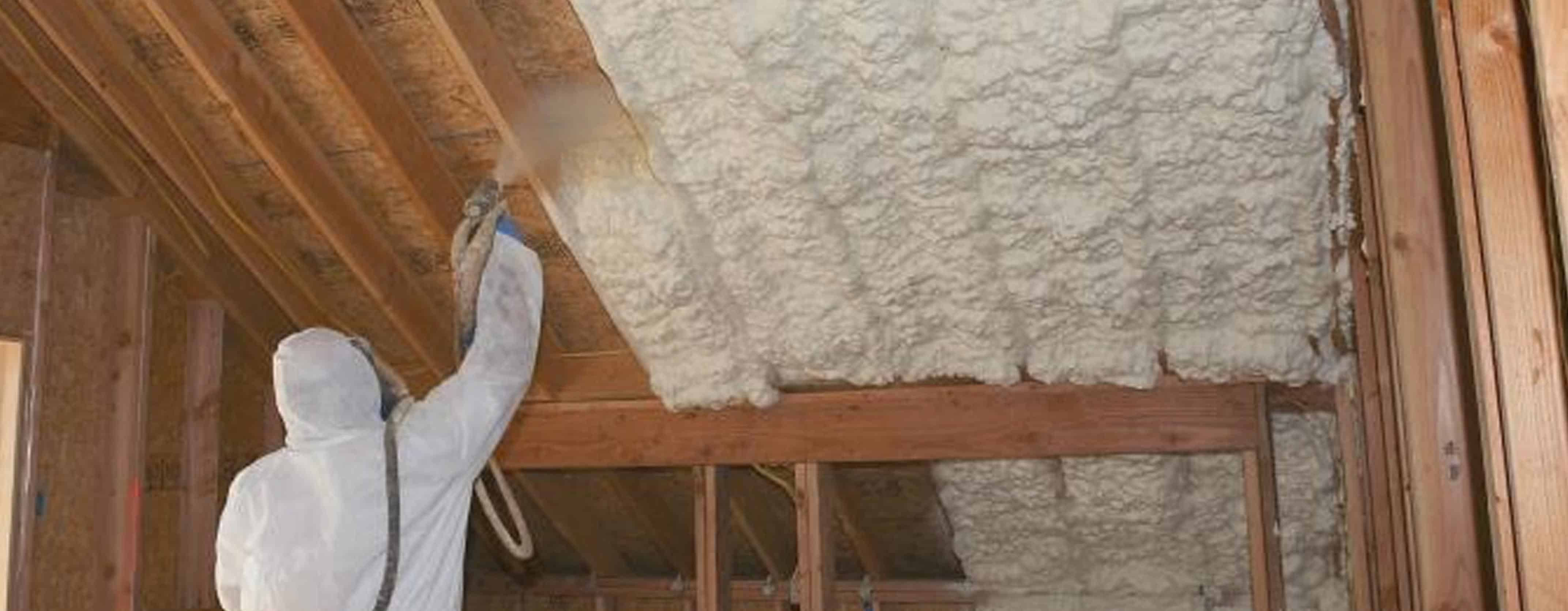 Spray foam attic insulation south florida ducts free for Insulate your home for free